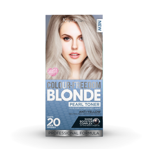 NEWColour-Freedom BLONDE Pearl Toner