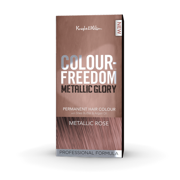 Metallic Glory Metallic Rose 1
